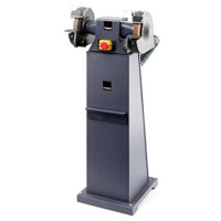 CREUSEN-DS8200ST - Grinder + Stand 200mm W/Dust Extraction