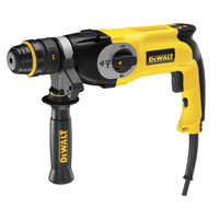 D25124K-QS - DEWALT D25124K Hammer Drill 26mm 800W
