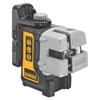 DW089K-XJ - DEWALT DW089K Cross Line Laser