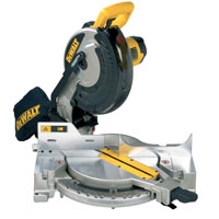 DW713-B5 - DEWALT DW713 Mitre Saw 250mm 1600W
