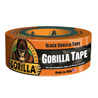 GOR-60012 - GORILLA DUCT TAPE (48MMX11M) BLACK