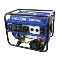 06-HHY7500FE - HYUNDAI Generator 6,5KVA Petrol